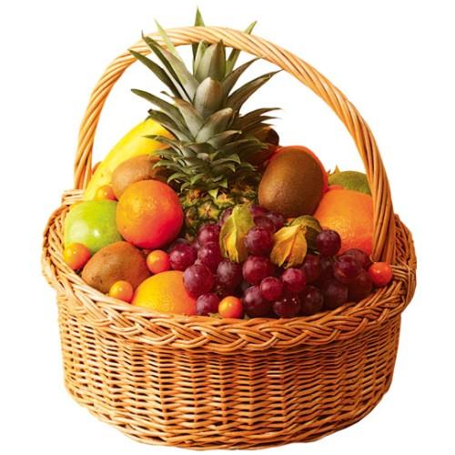 Купить на заказ Заказать Корзина с фруктами 2 с доставкой по Алматы с доставкой в Алматы
