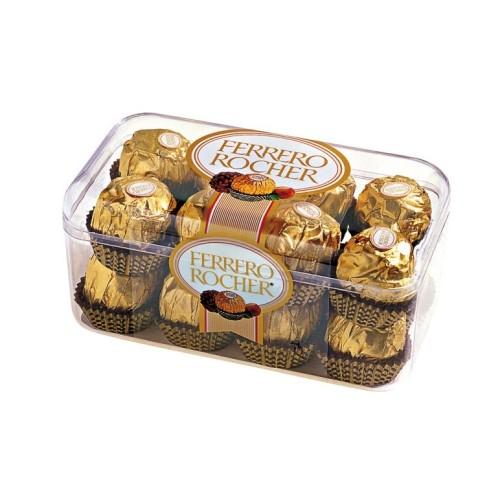 Купить на заказ Заказать Конфеты Ferrero Rocher с доставкой по Алматы с доставкой в Алматы