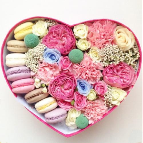 Купить на заказ Заказать Сердце 8 с доставкой по Алматы с доставкой в Алматы