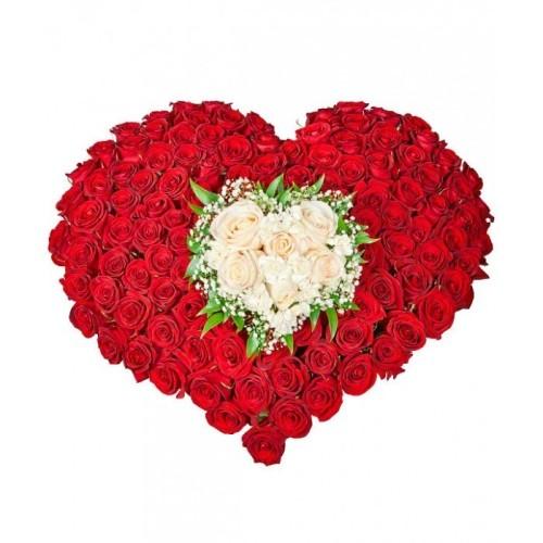 Купить на заказ Заказать Сердце 1 с доставкой по Алматы с доставкой в Алматы