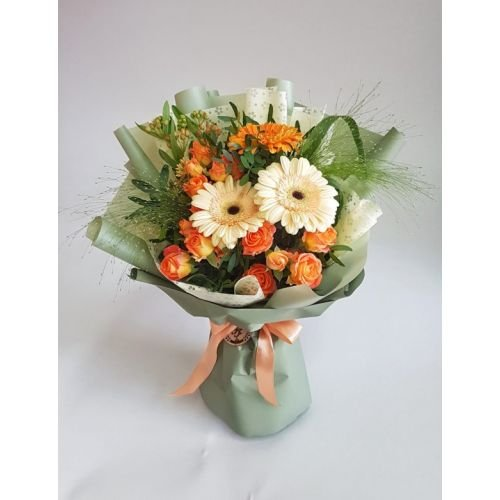 Купить на заказ Заказать Mini bouquet 3 с доставкой по Алматы с доставкой в Алматы