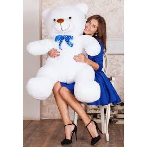 Купить на заказ Заказать Плюшевый мишка 140 см с доставкой по Алматы с доставкой в Алматы