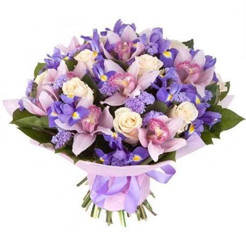 Купить на заказ Заказать Орхидеи с доставкой по Алматы с доставкой в Алматы